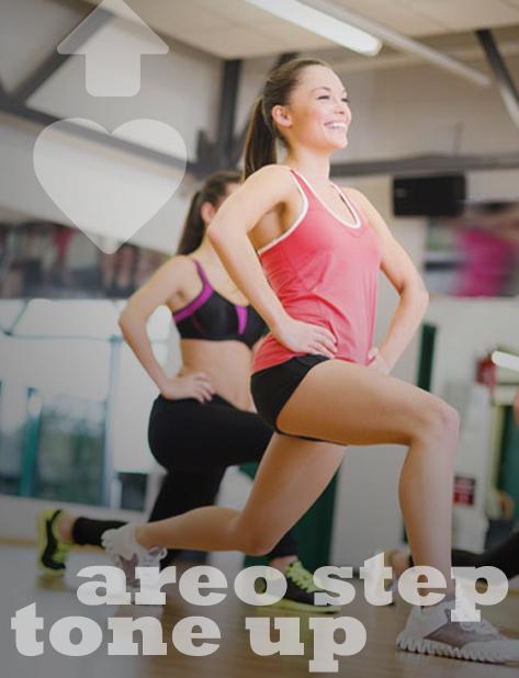 Aero Step Tone Up
