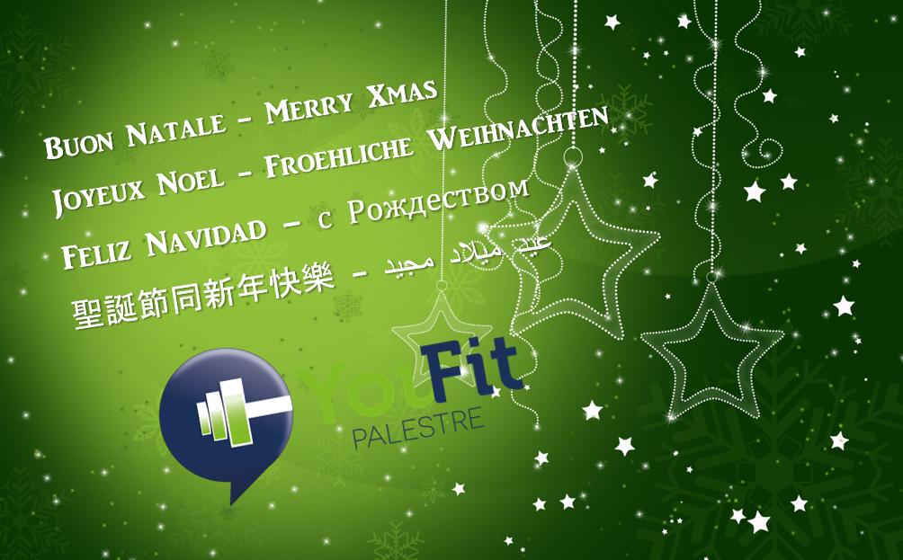 Orari Festività di Natale 2016