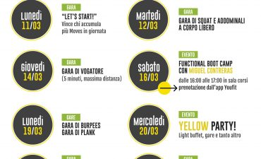 Let's Move for a Better World -YouFit viale Monza