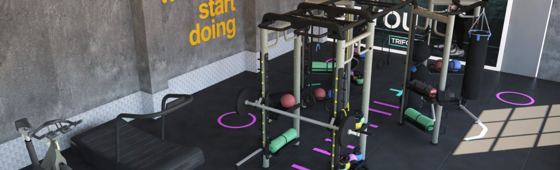 New Functional Training Area