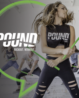 POUND – Rockout Workout®